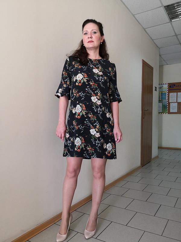 Платье изткани с«долгой судьбой» от afonea