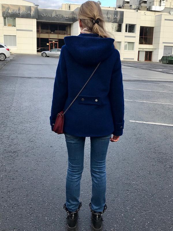 Куртка излодена