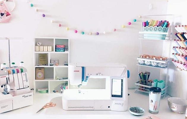 Как выбрать свою первую <br >швейную машинку