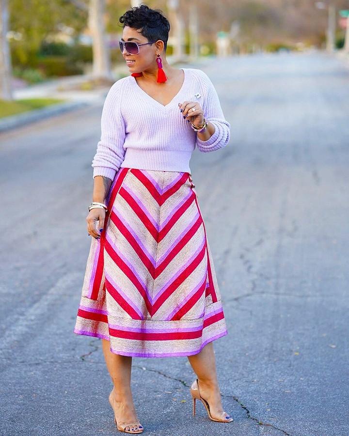 Как одна юбка изменила всё: швейный instagram недели