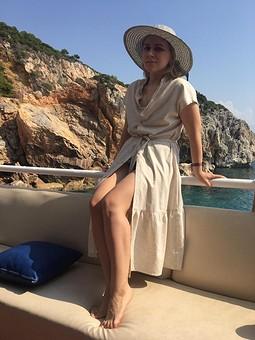 Работа с названием Платье отпуск