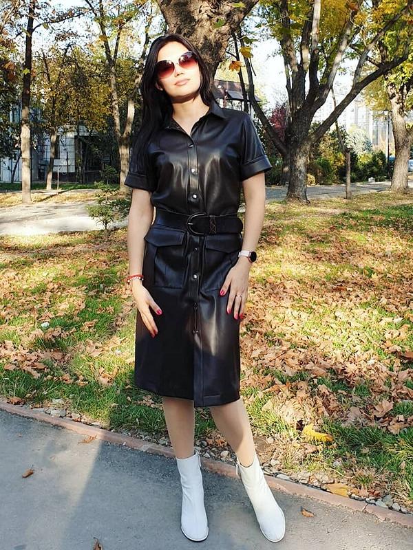 Мое идеальное осеннее платье