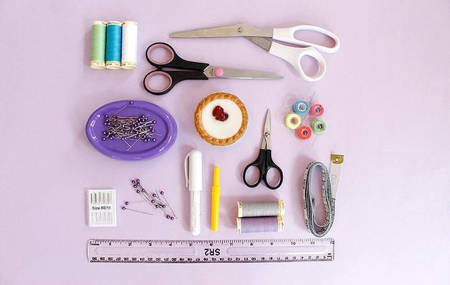 Как научиться шить: <br> полезные советы начинающим