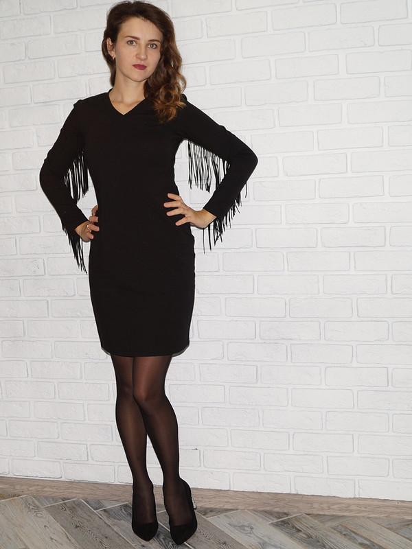 Моё little black dress