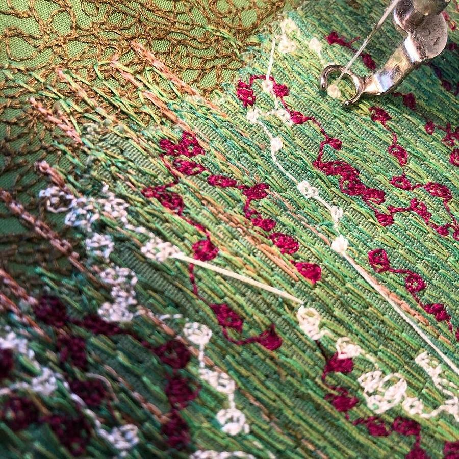 Текстиль — это моя страсть: рукодельный instagram недели
