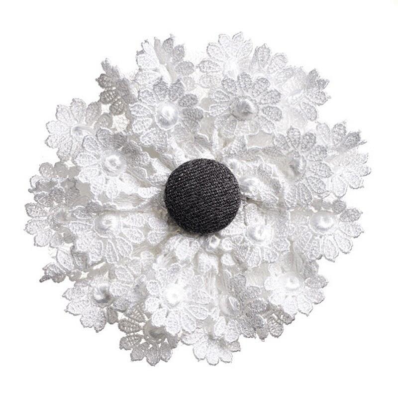 Кружевные метаморфозы: цветочный декор своими руками
