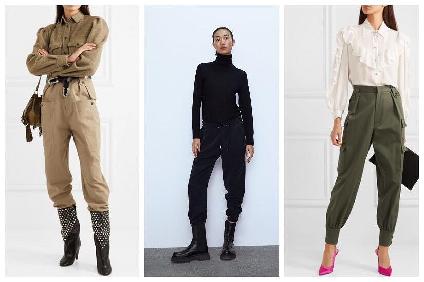 Модные брюки сезона осень-зима 2019-2020: 8 трендов
