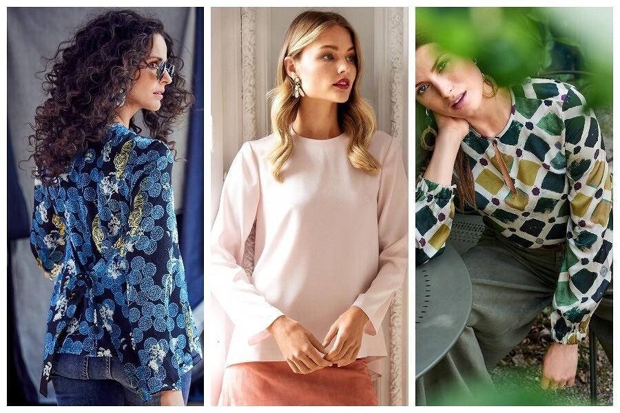 Просто очаровательно: 15 несложных выкроек блузок