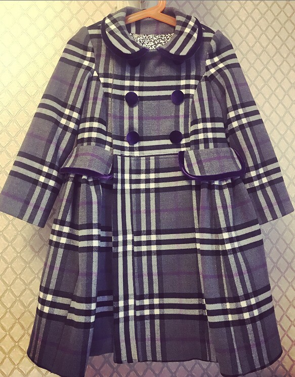 Пальто длядочки