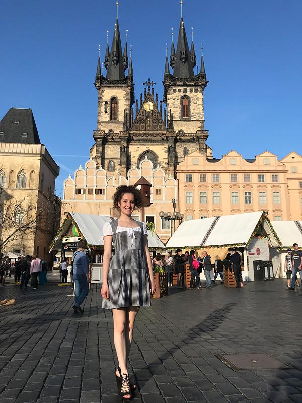 Баварское платье