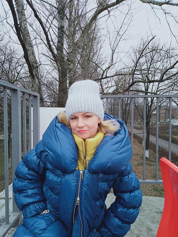 Вязаная шапка. Зима 2019/20 будет яркой!