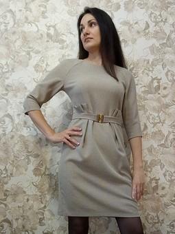 Работа с названием Моё идеальное платье