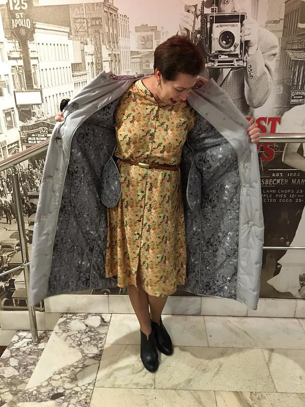 В киноцентре «Соловей» вновом платье