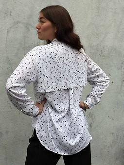 Работа с названием Блуза с характером и пальто за компанию(**,)