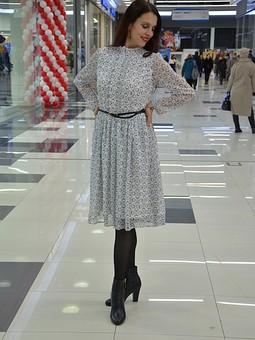 Работа с названием Моё идеальное осеннее платье