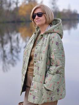 Работа с названием С чем носить куртку?