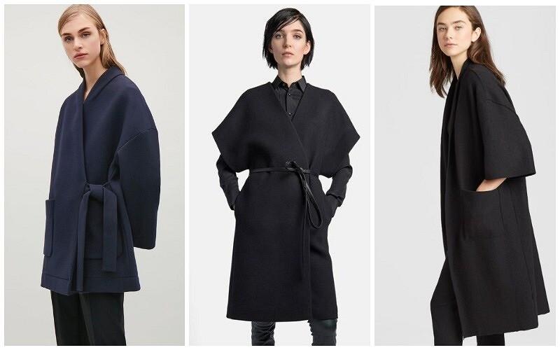 Как носить кимоно зимой: 5 вариантов