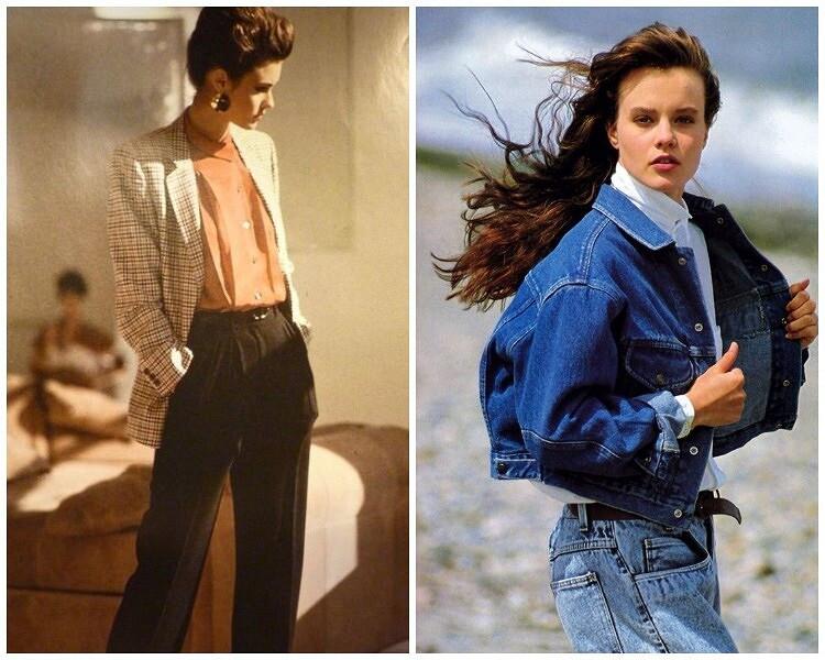 Они возвращаются: 5 трендов из1990-х, которые вновь актуальны сегодня
