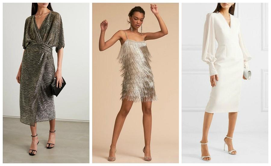 Новый год кнам мчится: 24 платья дляглавной праздничной ночи