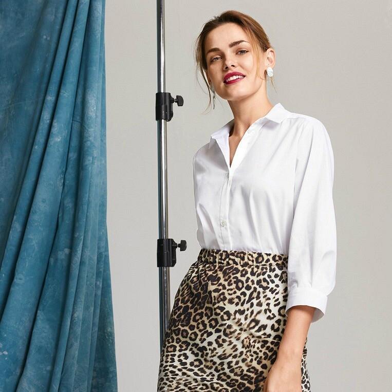 На все случаи жизни: 15 выкроек базовых блузок-рубашек