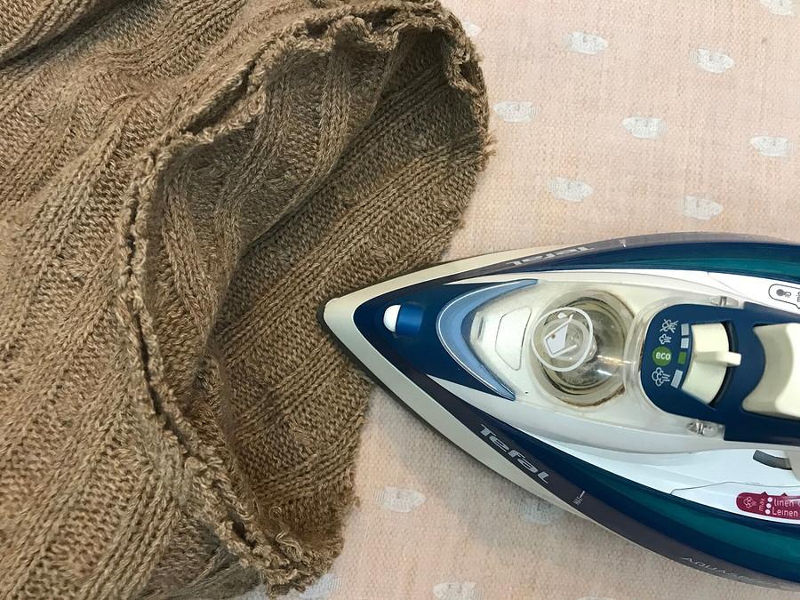 Как сшить простой теплый свитер нашвейной машинке