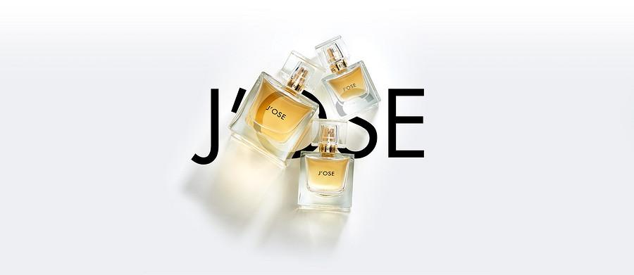 J'Ose: три новогодних образа длясамых смелых