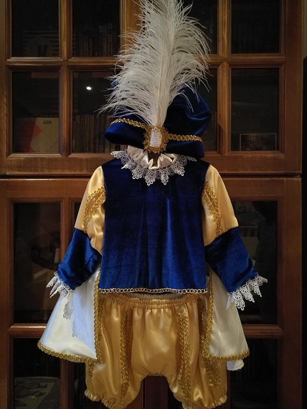 Карнавальный костюм «Принц Брат»