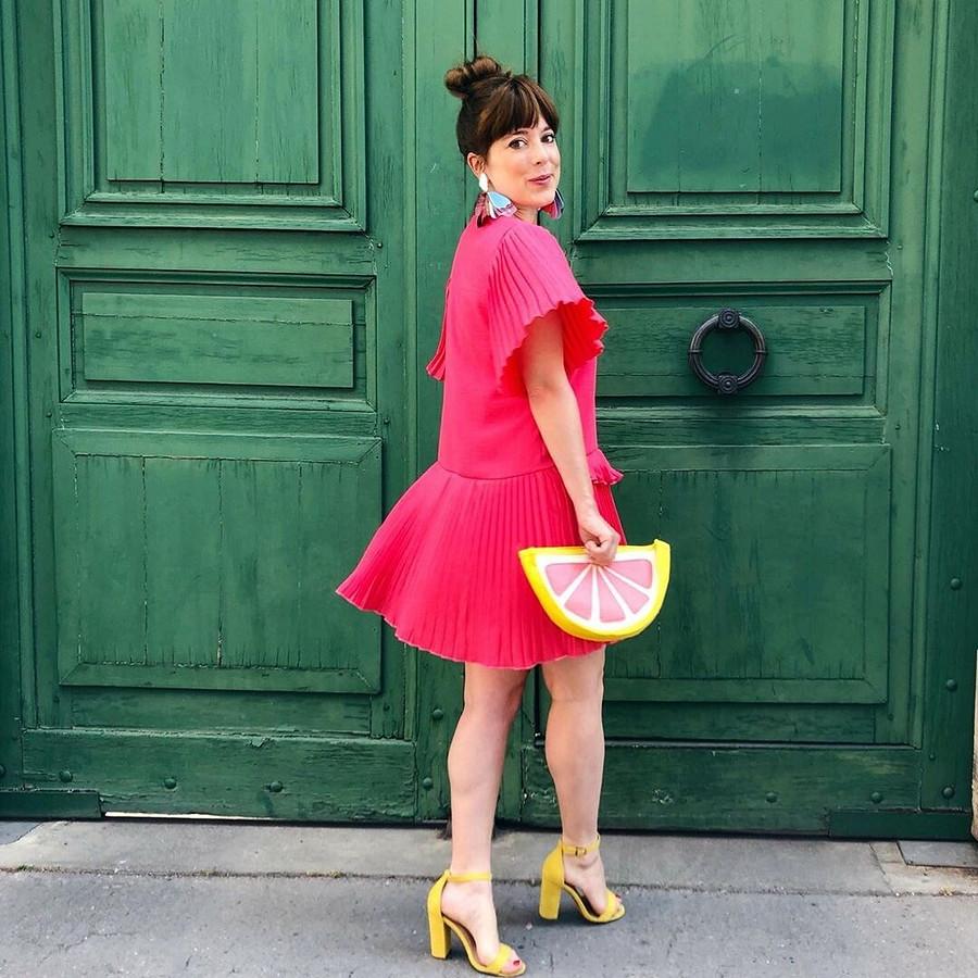 Романтика скокетливой ноткой: швейный instagram недели