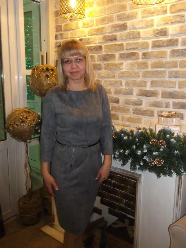 Замшевое платье от Lara_