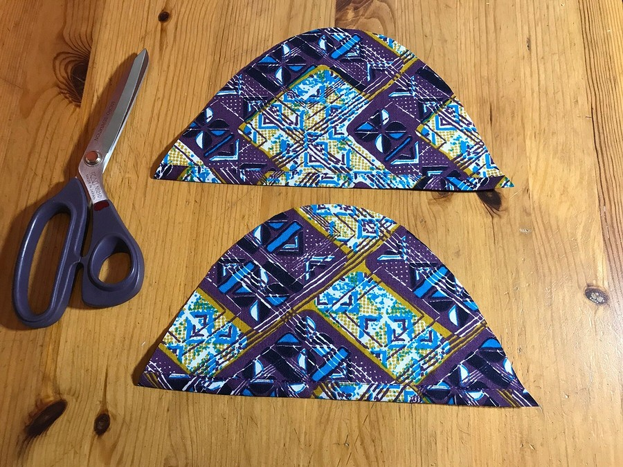 Обработка мини-рукава иполуоткрытой проймы