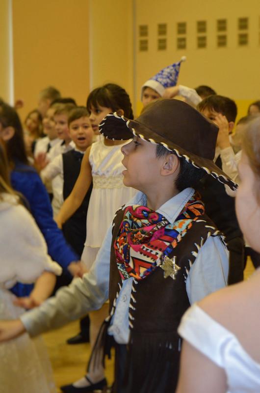 Карнавальный костюм «Ковбой иДед Мороз»