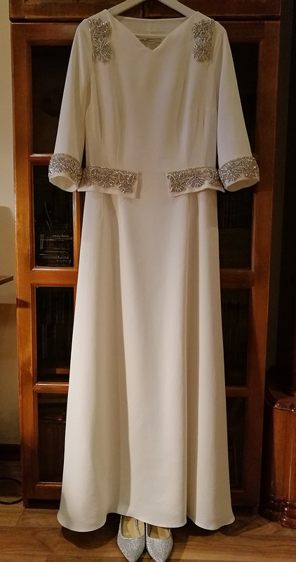 Платье «Канитель!!!»