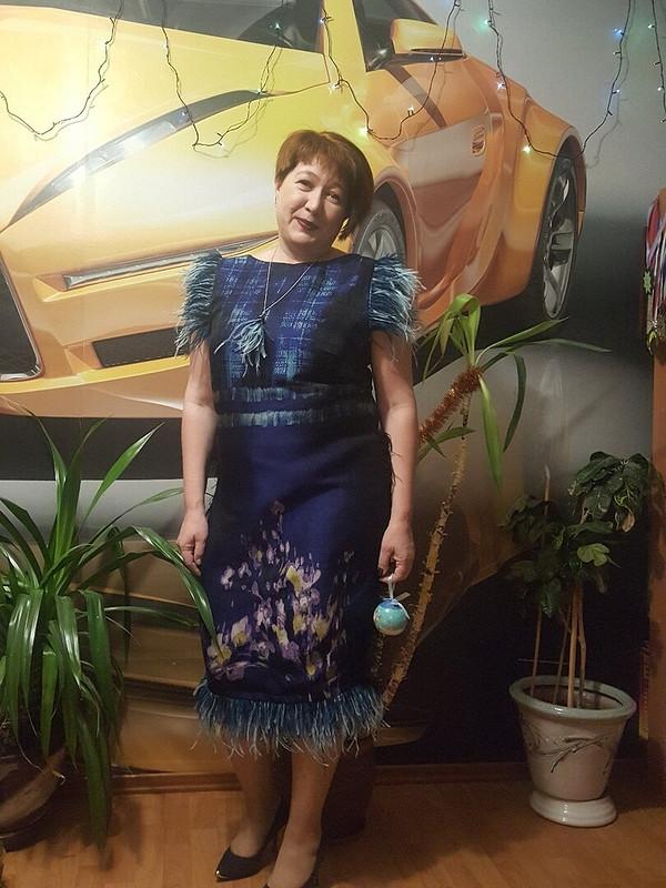 Платье длявстречи Нового года! от Svetsm72