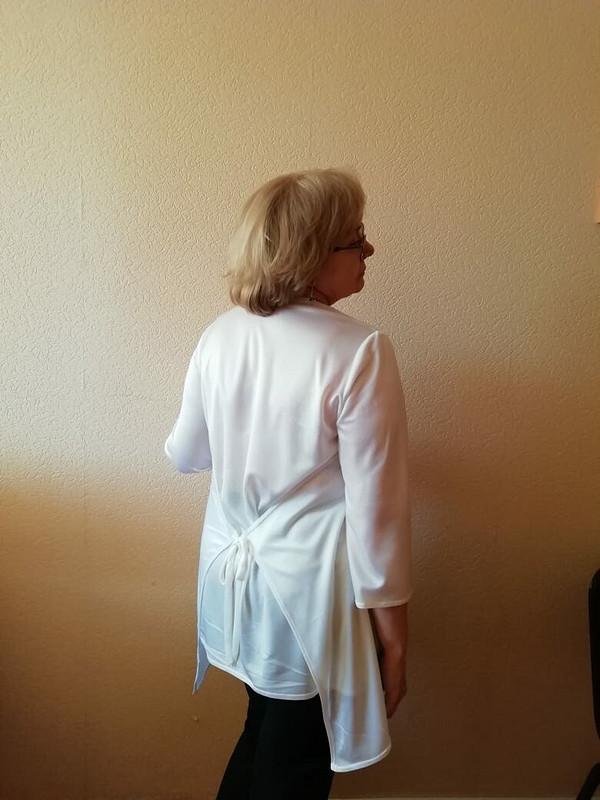 Блузка «Шью ирисую, очень рискую» от Taura