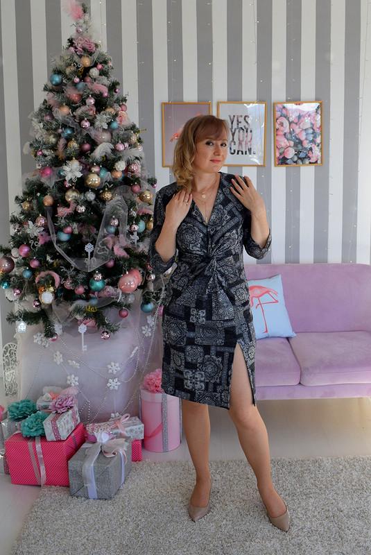 Платье-«пробник» от Ольга Флёлли