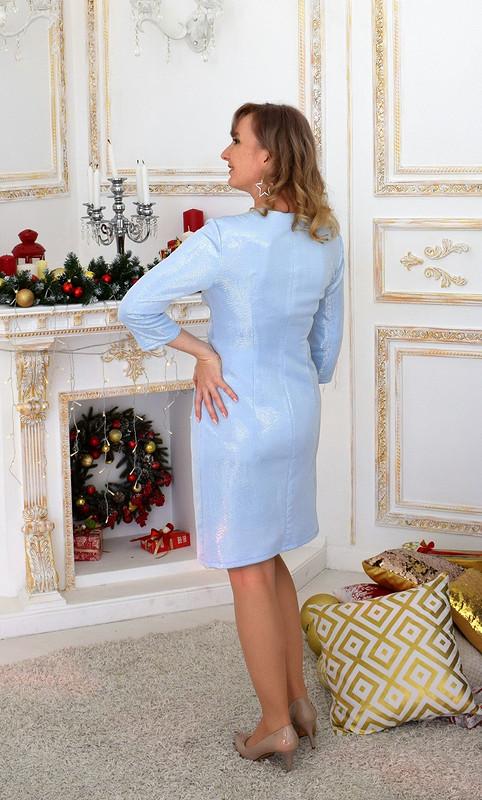Новогоднее платье от Ольга Флёлли