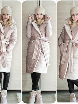 Работа с названием Утепленное пальто