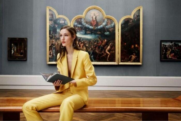 Как одеться вкартинную галерею икак извлечь максимум пользы отее посещения