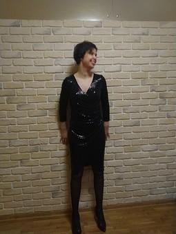 Работа с названием Платье вечернее