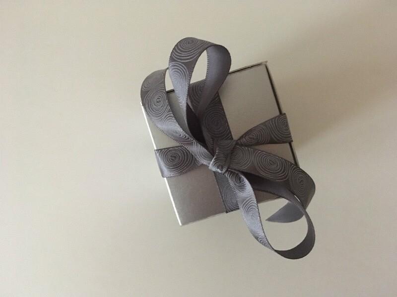 Как сделать подарочную коробку: простой способ
