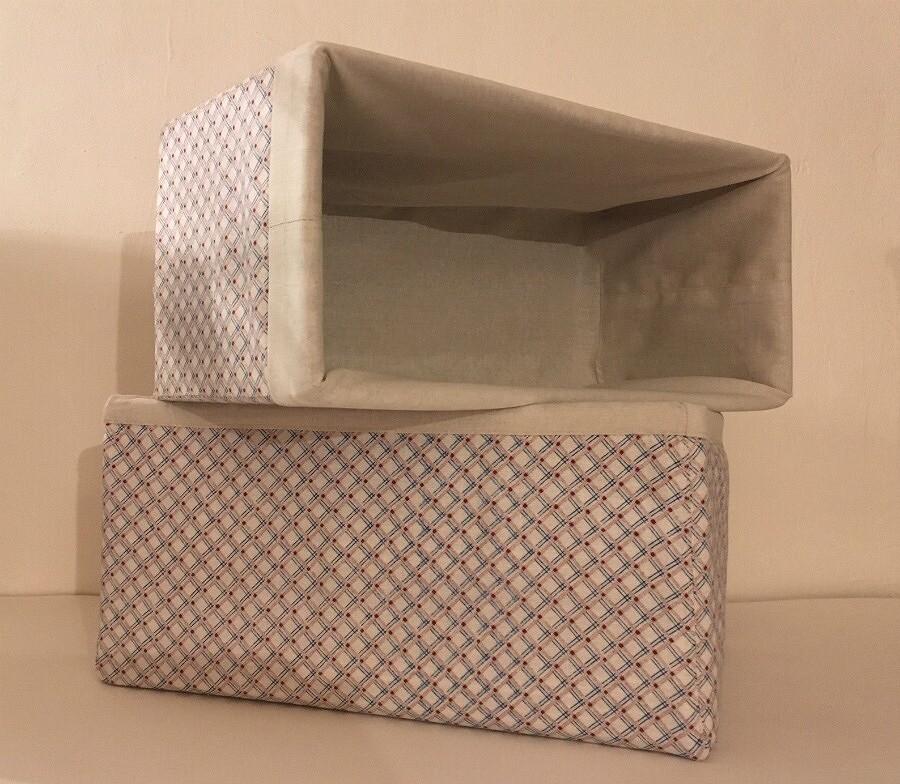 Как сделать коробку-органайзер вшкаф: мастер-класс