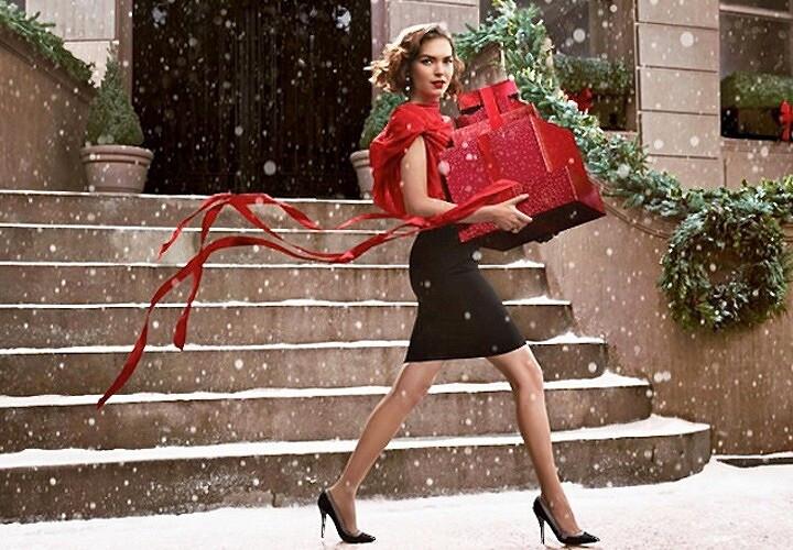Новогоднее не-платье: подборка выкроек дляальтернативного праздничного образа