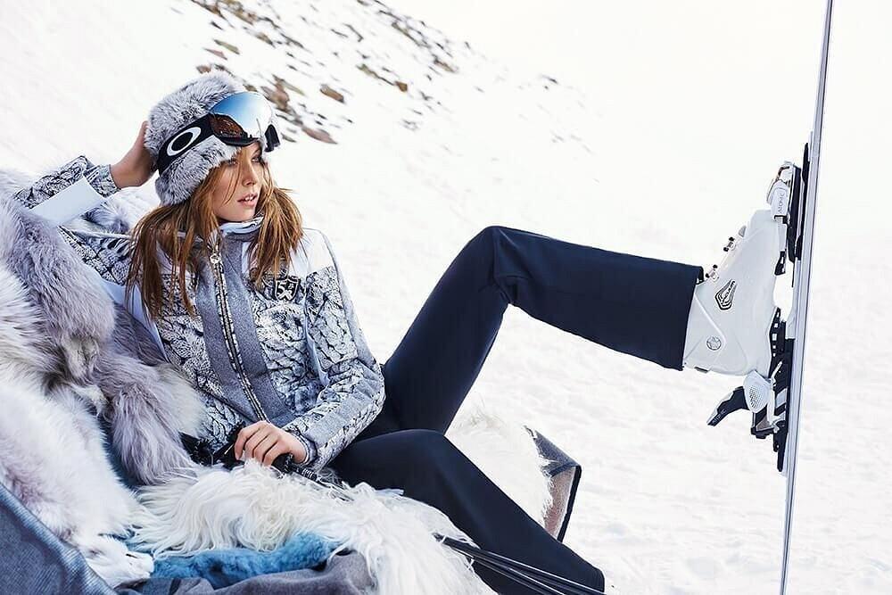 Зимние виды спорта: подборка выкроек длясамых активных