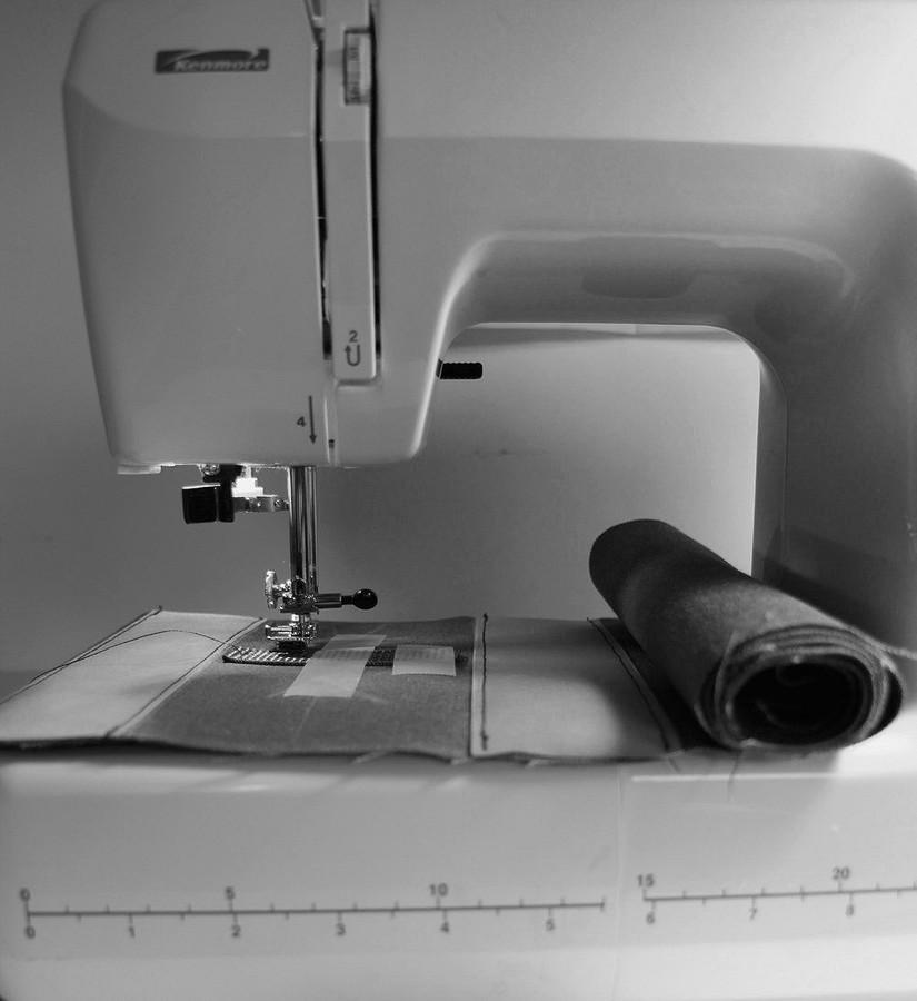 Как работать свощёной тканью: 11 хитростей исоветов