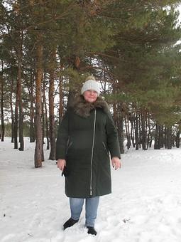 Работа с названием И еще раз зимнее пальто