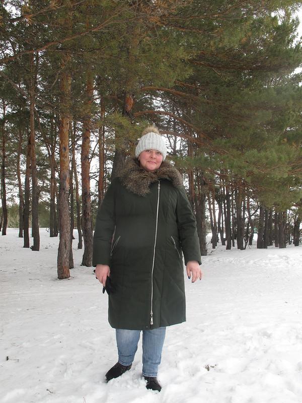 И еще раз зимнее пальто