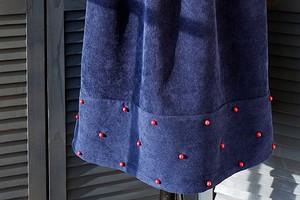 Стильное решение: декорируем одежду при помощи бусин