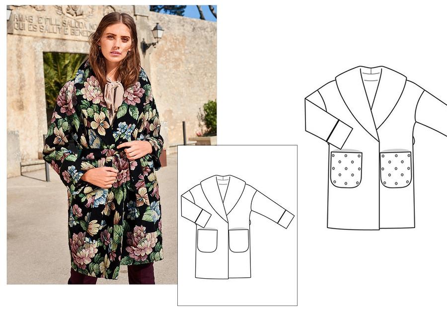 Стильное решение: декорируем одежду припомощи бусин