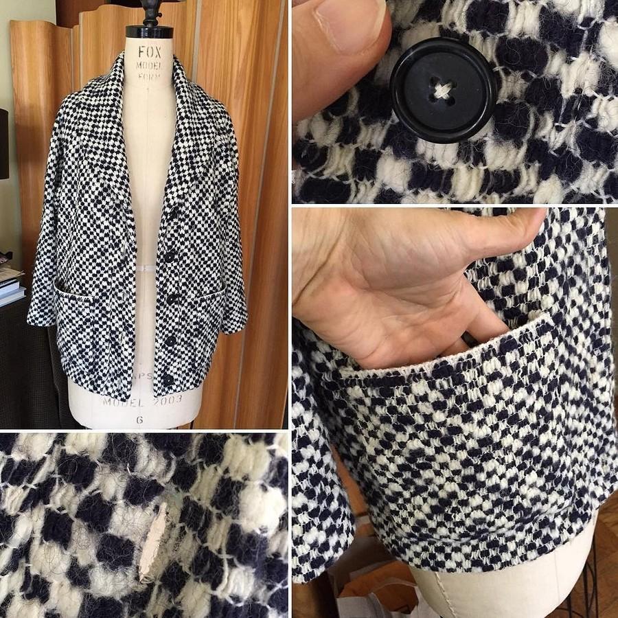 Портной-самоучка со страстью квинтажной моде: instagram недели
