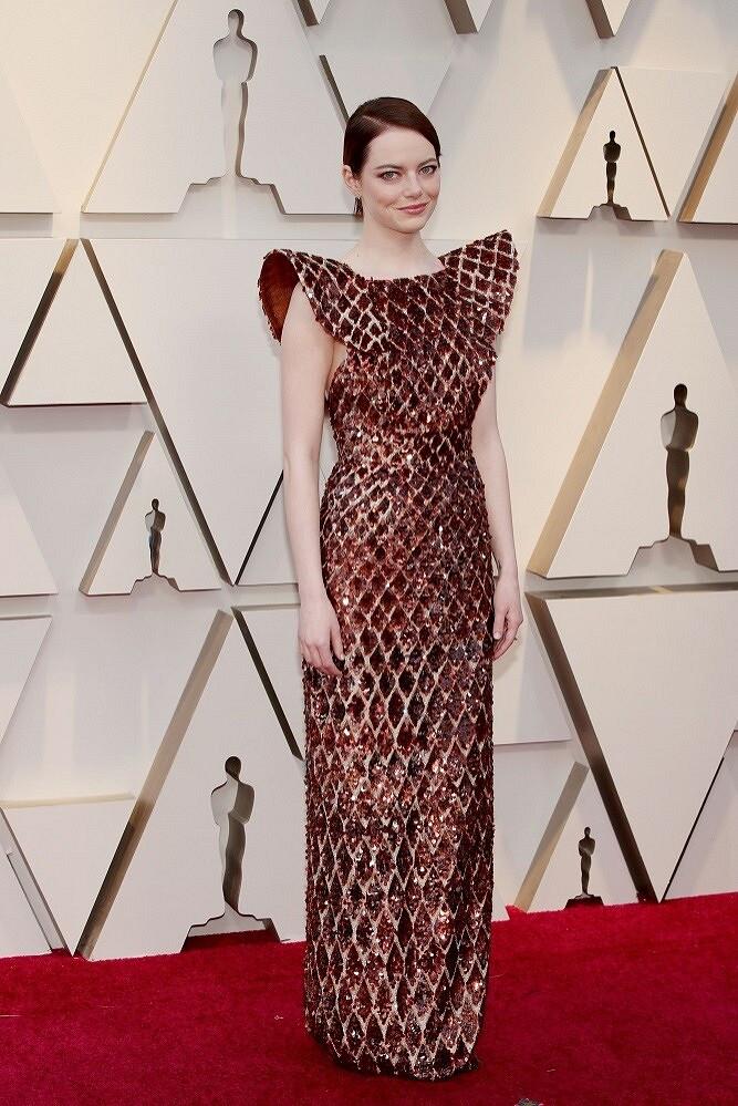 Оскар-2019: самые роскошные платья звезд скрасной дорожки